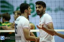 برنامه کامل بازی های تیم ملی والیبال ایران در المپیک توکیو مشخص شد