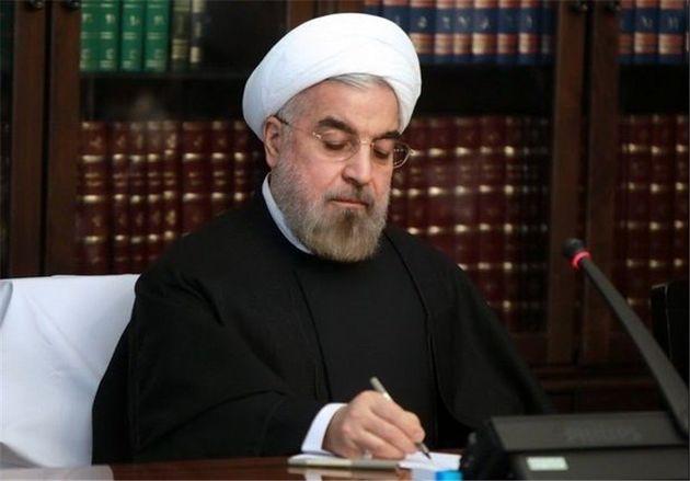 روحانی در گذشت حجت الاسلام حسینی را تسلیت گفت