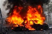 انفجار شدید چندین بمب در عفرین