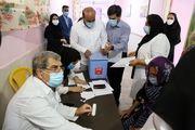 آغاز واکسیناسیون سالمندان مراکز شبانه روزی بهزیستی هرمزگان