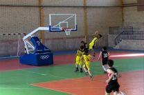 پیروزی تیم بسکتبال جوانان هرمزگان