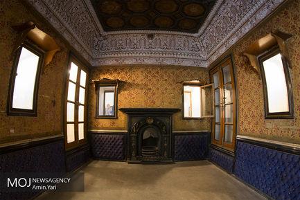 بازدید از خانه تاریخی ملک