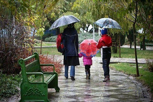سامانه بارشی جدید از فردا وارد استان بوشهر میشود