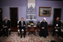 تهران از گسترش و تعمیق روابط با همسایگان منطقه ای استقبال می کند