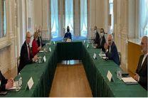 دیدار ظریف با وزیر امور خارجه ایرلند در دوبلین