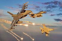 """جنگنده های ارتش ترکیه به مواضع """"پ ک ک"""" در شمال عراق حمله کردند"""