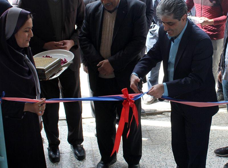   کارگاه خاتم و فیروزه کوبی در مرکز آموزش فنی و حرفه ای زینبیه اصفهان افتتاح شد