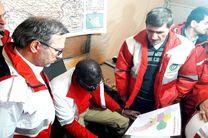 بازدید دبیر کل فدراسیون بینالمللی صلیب سرخ از مناطق زلزله زده کرمانشاه