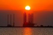 ذخایر نفت ایران در آب های خلیج فارس افزایش یافت