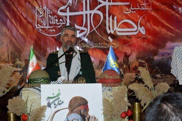 سردار فضلی: مسوولان شفاف و صادقانه گزارش دهند
