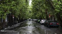 هشدار هواشناسی درباره رگبار و رعد و برق در ۹ استان کشور