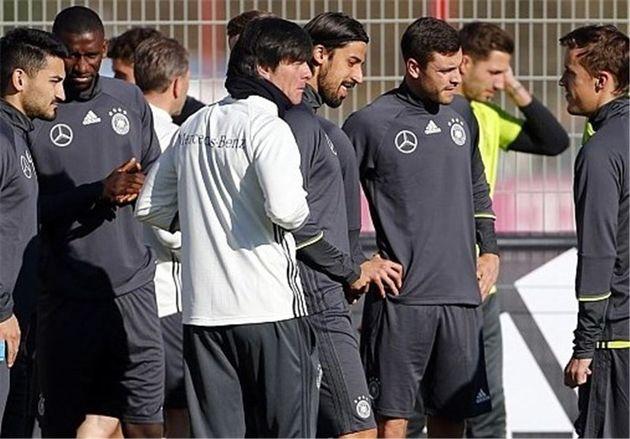 ۲۴ بازیکن به اردوی تیم ملی آلمان دعوت شدند