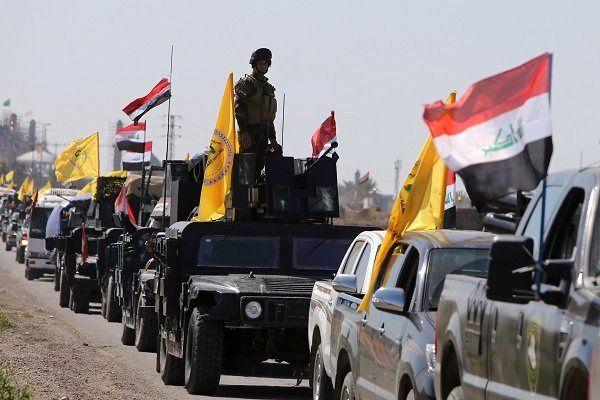 حشد شعبی آماده برخورد با نیروهای خارجی در عراق است