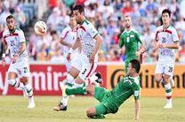 اردن رسما میزبان بازی فوتبال عراق و ایران شد
