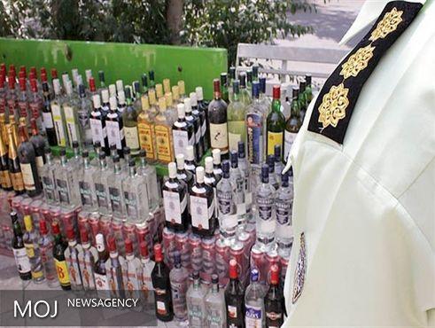 کشف مشروبات الکلی ۱۸ درصد و تجهیزات ماهوارهای ۱۷۰ درصد رشد داشته است