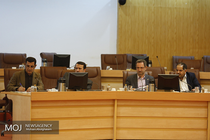 جلسه شورای اجتماعی کشور