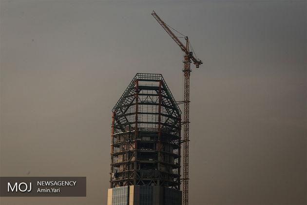 هوای تهران در پنجم فروردین ناسالم است