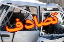 تصادف در محور نورآباد - هرسین دو کشته بر جای گذاشت