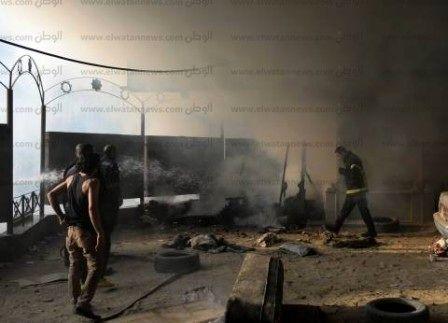 آتش سوزی در یک مراسم مذهبی در سنگال 22کشته و 87 زخمی برجای گذاشت