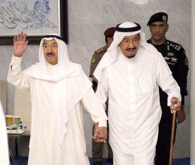 محکومیت سفر وزیر کویتی به دوحه