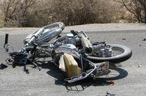 مرگ دو موتور سوار به علت بی احتیاطی در هرمزگان