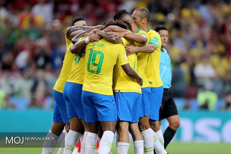 نتیجه دیدار برزیل و بولیوی / برزیل طوفانی آغاز کرد