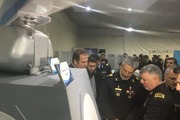 نمایش توانمندی قدرت نیروی دریایی در نمایشگاه تجهیزات و دستاوردهای فنی نداجا