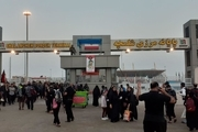 استقرار تیمهای تست سریع زائران در مرز مهران و شلمچه