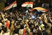 درگیری در اطراف ساختمان های دولتی عراق/ 74 نفر کشته شدند