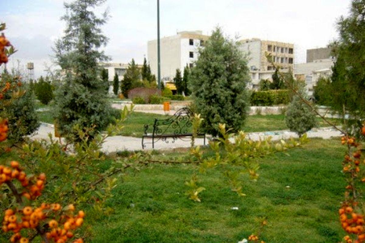 افتتاح بوستان ستایش پردیسان قم در آینده نزدیک