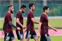 آخرین تمرین تیم ملی قبل از دیدار با قطر برگزار شد/ همرنگ شدن شاگردان کیروش با عنابیها!