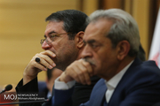 چهل و سومین نشست هیات نمایندگان اتاق ایران با حضور وزیر صنعت