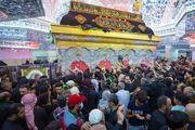 حضور بیش از ۱۴ میلیون زائر اربعین حسینی در کربلا +تصاویر
