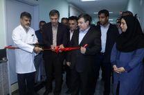 بهرهبرداری از دستگاه رادیولوژی دیجیتال بیمارستان خلیجفارس
