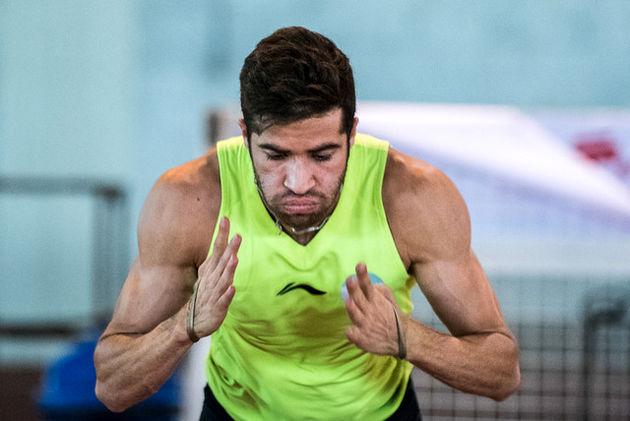 سریعترین مرد ایران راهی فینال شد