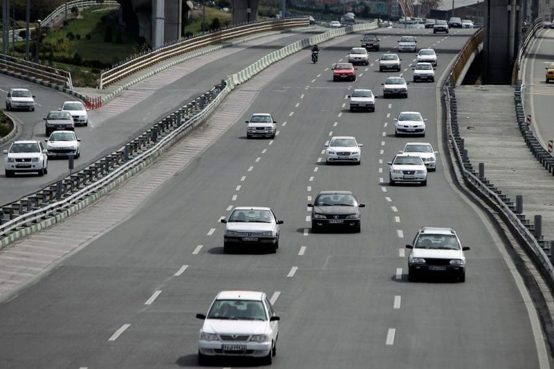 آخرین وضعیت ترافیکی جاده های کشور