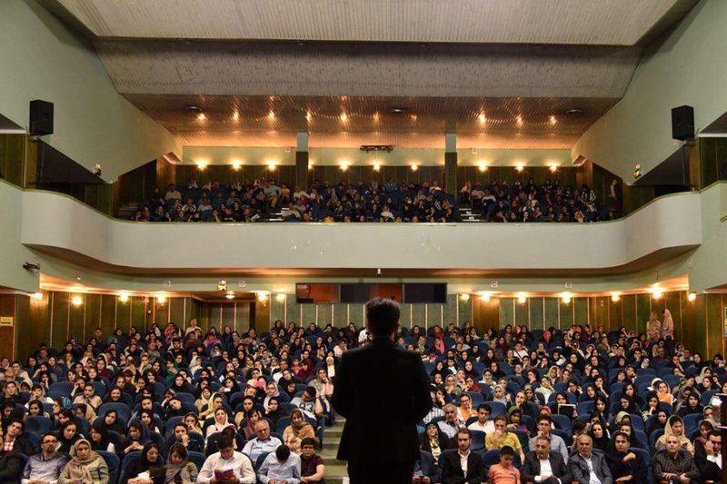 همایش علمی تجلیل از نخبگان و رتبههای برتر کنکور سراسری 97 برگزار شد