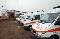 خدمات رسانی به ۲۰۷ نفر توسط اورژانس قم