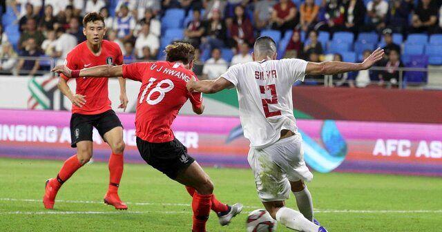 نتیجه بازی کره جنوبی و فیلیپین/ پیروزی کره جنوبی برابر فیلیپین