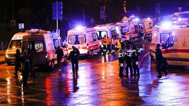 عاملان حملات تروریستی سال 2016 در استانبول به حبس ابد محکوم شدند