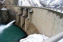 کاهش 25 درصدی ذخایر سدهای تهران در سال جاری