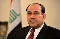 مالکی: اظهارات اردوغان بیانگر دشمنی عمیق با ملت عراق است
