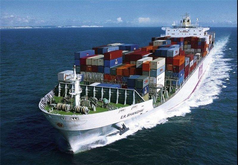 صادرات ۱۲۶ تن کالای غیر نفتی از بندر شیو پارسیان