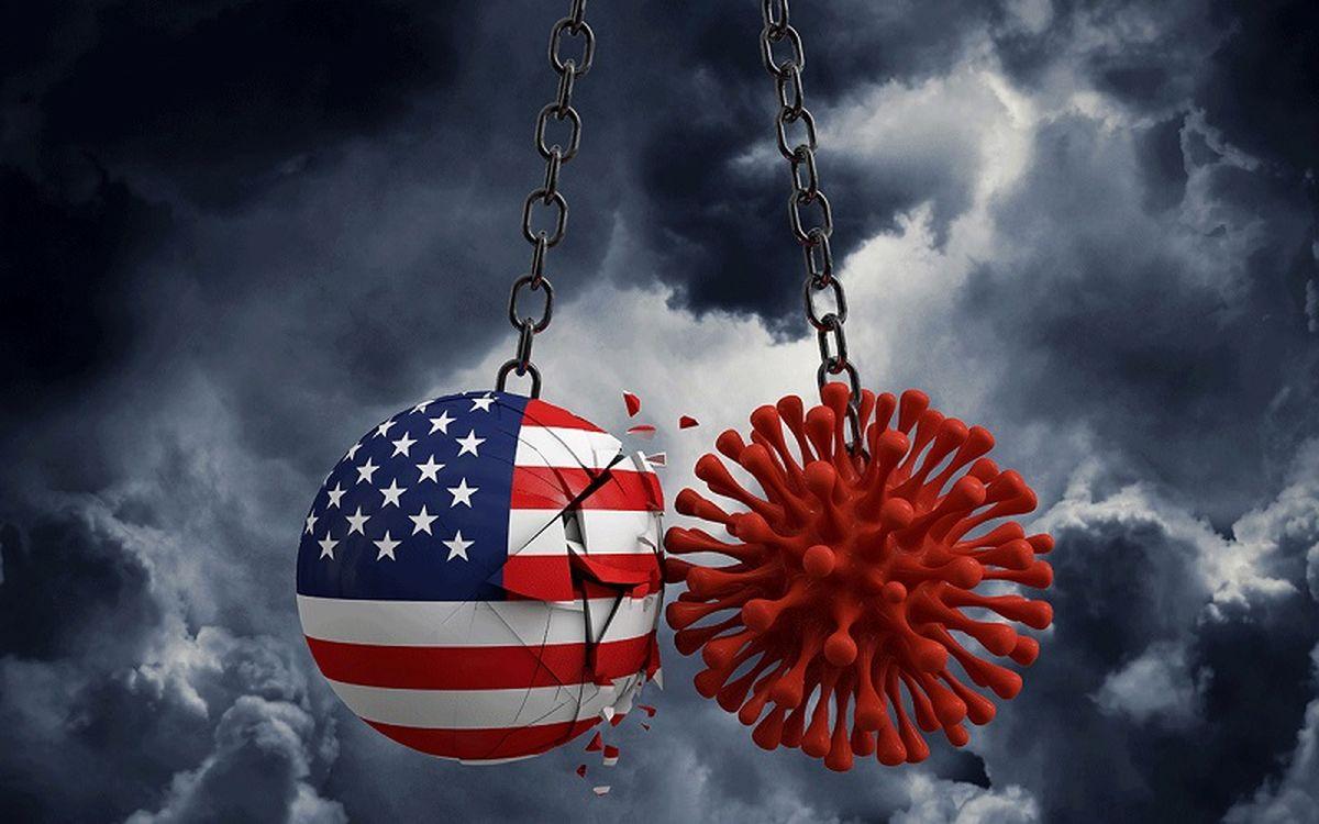 آمار مبتلایان به کرونا در آمریکا به چند نفر رسید؟