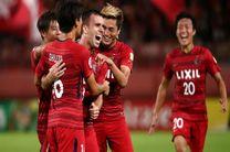 نتیجه بازی پرسپولیس و کاشیما آنتلرز/ باخت پرسپولیس در زمین ژاپن