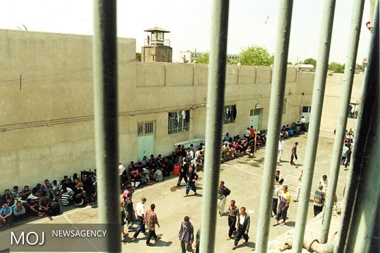۴۰مددجوی اردوگاه فشافویه مرخصی پایان محکومیت گرفتند