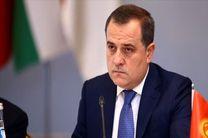 تبریک وزیر خارجه جمهوری آذربایجان به وزیرخارجه جدید کشور