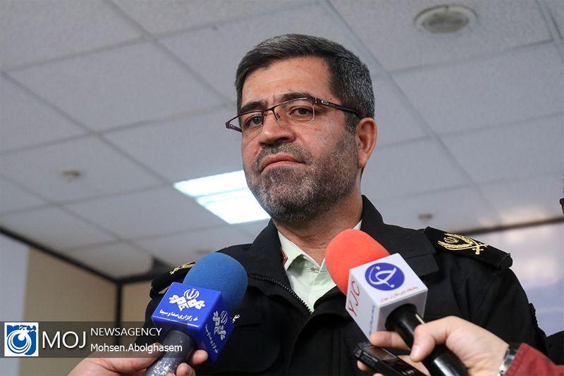 عوامل سازنده کلیپ بارش بادمجان در تهران دستگیر شد