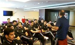 جلسه فنی و آنالیز تیم ملی برگزار شد/ اعلام زمان تمرین چینیها