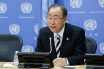 بان کی مون خواستار پایان درگیری ها در سودان جنوبی شد